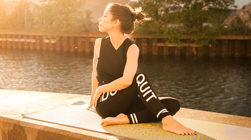 yoga - Taking a Suitable Break: 3 Productive Activities to Help You Release Stress